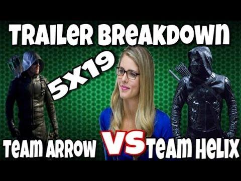 Download Arrow 5x19 Trailer Breakdown - Dangerous Liasons!