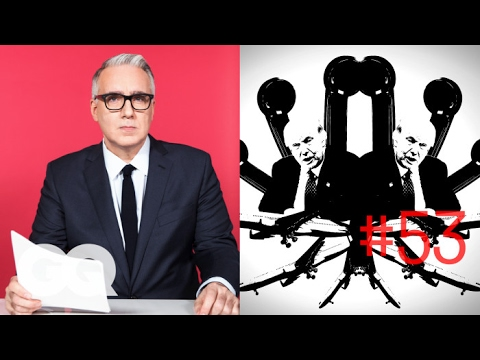 Could Donald Trump Pass a Sanity Test? | The Resistance with Keith Olbermann | GQ