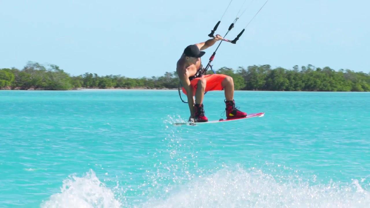 Turks & Caicos Kiteboarding