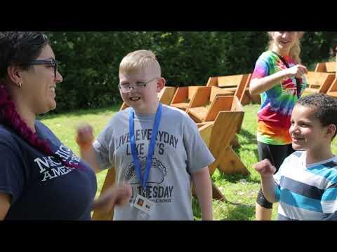 Camp High Hopes Through Addie's Eyes