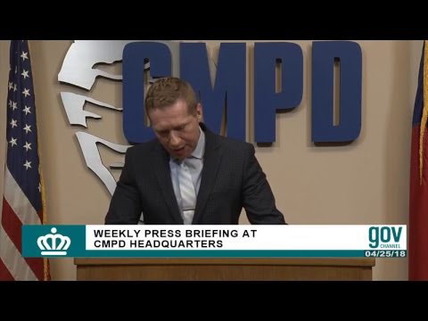Image result for CMPD Weekly Briefing
