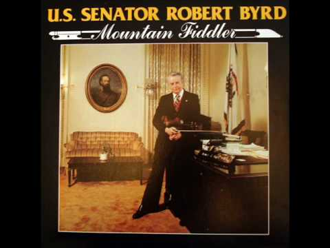 Senator Robert Byrd: Turkey In The Straw (1978 Recording)