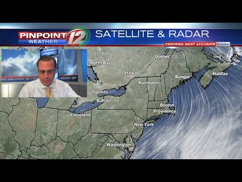 Weather Now Rain And Wind Storm Arrives Sunday Night Youtube