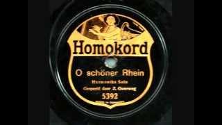 O schöner Rhein - Accordion solo, played by Z. Overweg.wmv