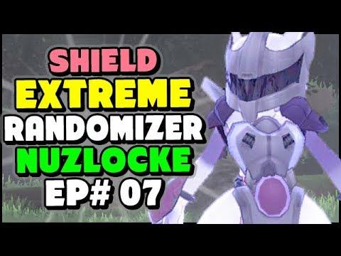 A Wild ARMORED MEWTWO?! - Pokemon Sword and Shield Extreme Randomizer Nuzlocke Episode 7