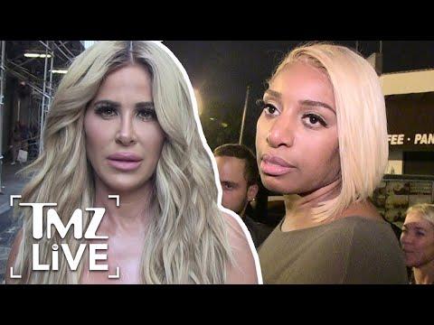 Kim Zolciak Preparing To Sue Nene Leakes | TMZ Live