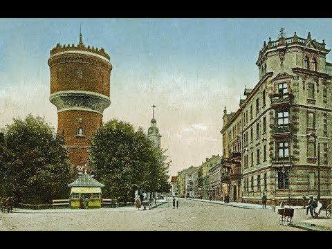 Insterburg - Черняховск. Часть первая. История города в фотографиях.