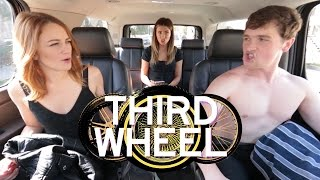 Video TWERKING CHALLENGE |  THIRD WHEEL W/ LAUREN ELIZABETH & HUNTER MARCH download MP3, 3GP, MP4, WEBM, AVI, FLV September 2017