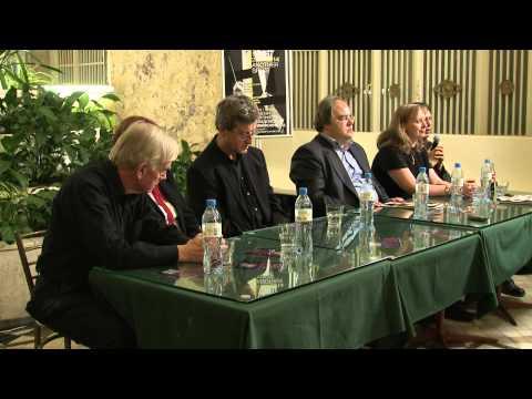 «Другое пространство»: творческая встреча. Юровский, Сафронов, Бочихина, Лондонская Симфониетта