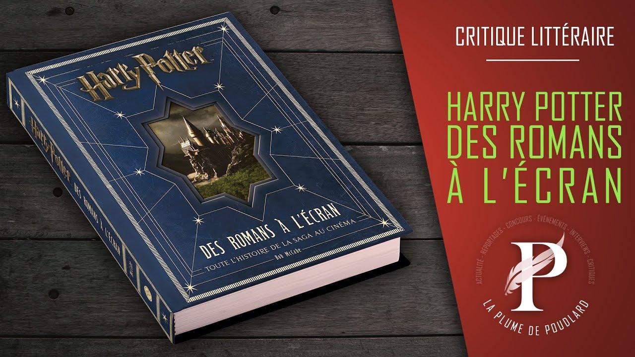 Critique littéraire : Harry Potter, des romans à l'écran