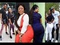 Butts Competition: Angel Obinim and Obofour Compete on Who's Wife got the biggest butts