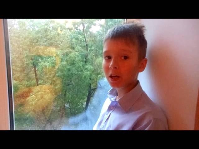 Максим Кротенко читает произведение «Детство» (Бунин Иван Алексеевич)