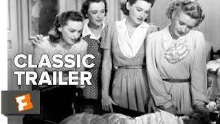 Four Mothers (1941) Official Trailer - Claude Rains, Jeffrey Lynn Movie HD
