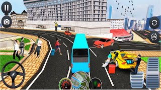 City Coach Bus - Real Bus Game #5 Android Game Play screenshot 3