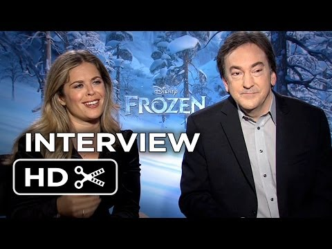 Frozen Interview - Director & Producer (2013) - Disney Animated Movie HD