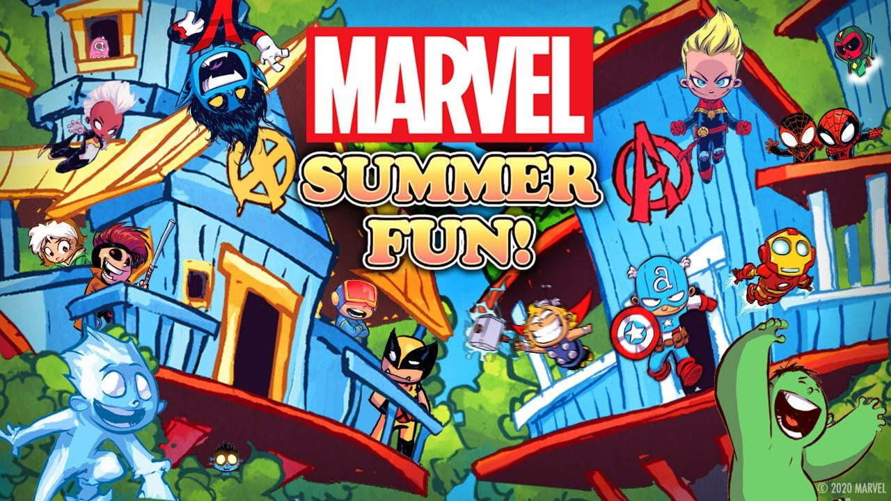 Marvel Summer Fun LIVE! | Marvel HQ