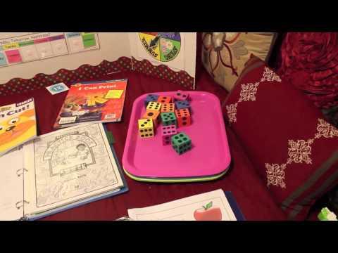 Homeschool Vlog Hop Curriculum Choices - PreK
