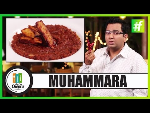 Red Pepper-Walnut Muhammara With Yams Fries