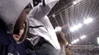 Dallas Cowboys vs. Baltimore Ravens - Section 106
