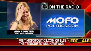 "Ann Coulter: ""Ted Cruz is a DISASTER on illegal immigration"""