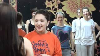 Открытые бесплатные уроки студии K-DANCE CLUB Екатеринбург