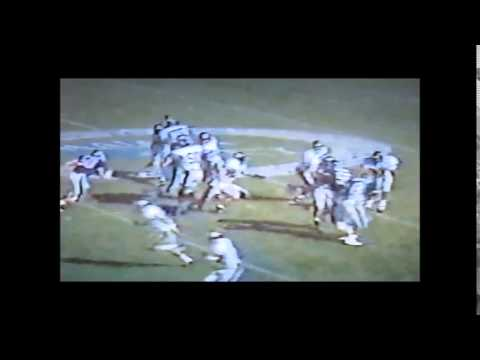 Maine Football game clips 1990 & 1991