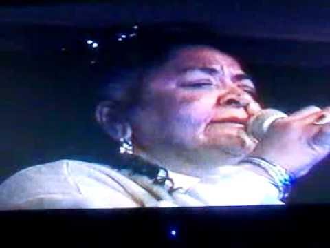 Juanita @riverfront throwback karaoke