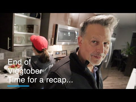 #Vlogtober Recap... What A Great Month...