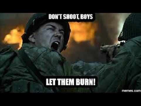 Request-Feminism: Don't Shoot, Let 'Em Burn!!!