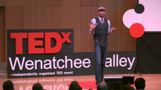 New school leadership | Donte Quinine | TEDxWenatchee