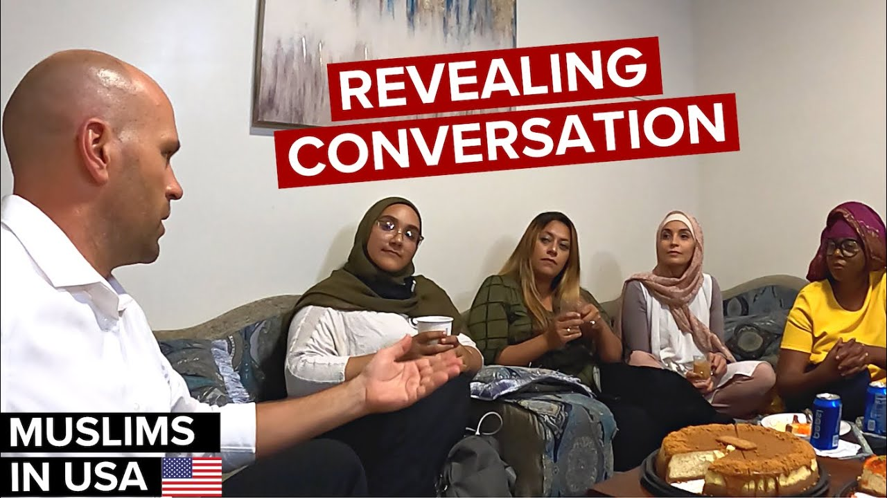 Download Dinner With 12 American Muslims (BIG Episode) 🇺🇸