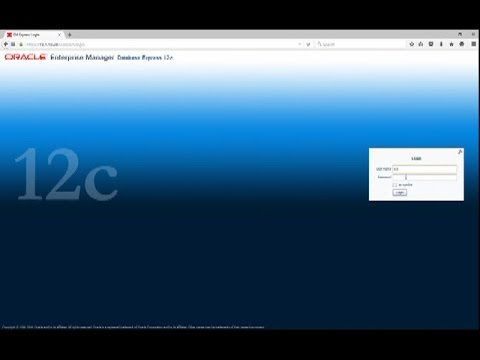 Oracle 12gR1 Database Installation Tutorial