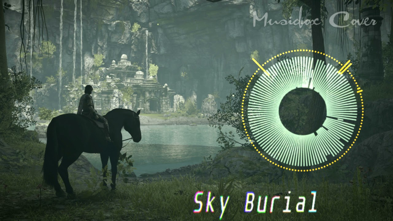 [Music box Cover] Sky Burial - Shadow of the Colossus