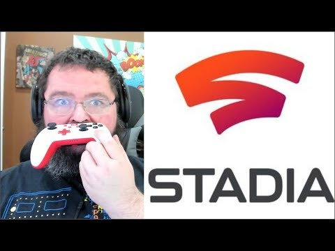 Google Stadia Takes On Nintendo, Xbox, PLaystation, and Steam with New Streaming Service!