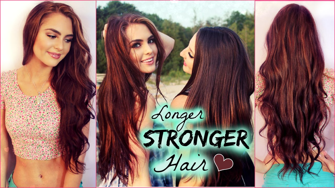 how to make your hair longer male