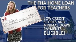 The FHA Home Loan for Teachers | Homes for Heroes