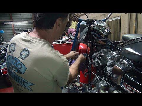 Repeat #106 1949 panhead tune-up distributor rebuild get