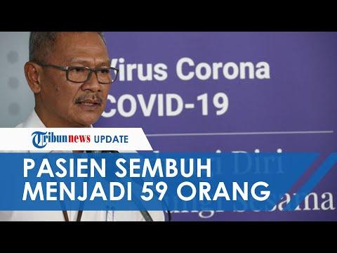 [UPDATE TERBARU] Jumlah Kasus Covid-19 di Indonesia Capai 1.155 Kasus, 102 di Antaranya Meninggal - 동영상