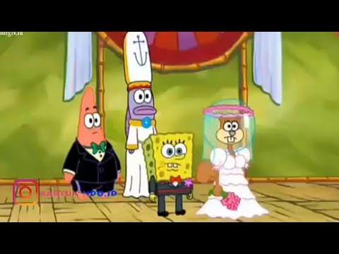 Spongebob Dan Sandy Menikah    Spongebob Squarepants Bahasa Indonesia