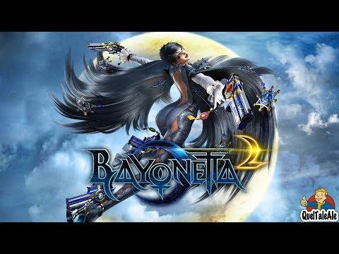 Una tutina molto aderente - Bayonetta 2 - Nintendo SWITCH - Gameplay ITA