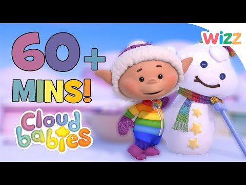 Cloudbabies - Christmas Special! | 60+ minutes | Winter Stories For Kids