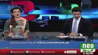 Fight in Talk Show | Neo News Pakistan | 27 September 2016