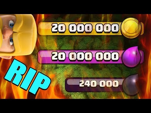 40 MILLION LOOT WASTED!  TH12 Farm to Max | Clash of Clans