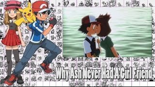 Pokemon Theory: Why Ash Never Had A Girl Friend?