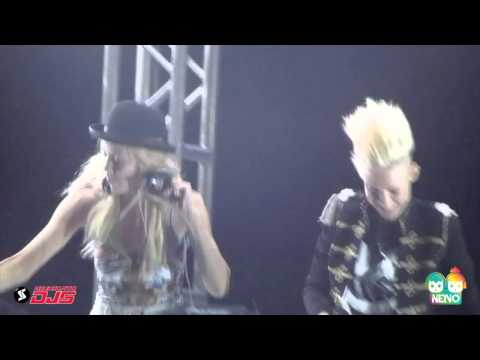 """""""Alive Music festival Chihuahua Nervo Hold On"""""""