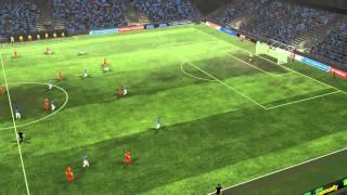 Molde vs Brann - Wangberg Goal 86 minutes