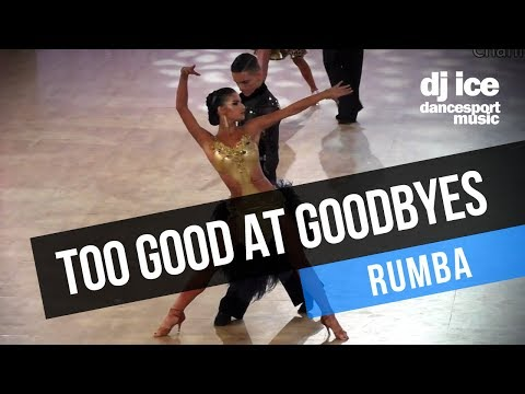 RUMBA | Dj Ice - Too Good At Goodbyes (Sam Smith Cover)
