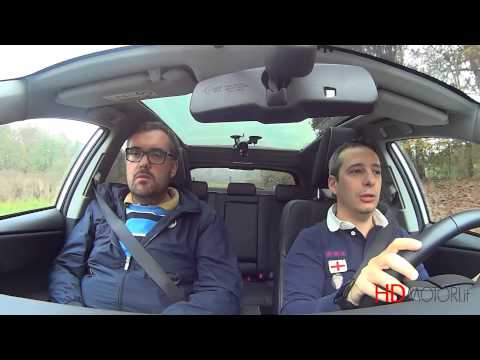 Toyota Auris Hybrid Test Drive da HDmotori.it