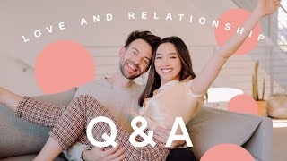 Relationship Q&A | Moving In + Individuality + Breadwinning