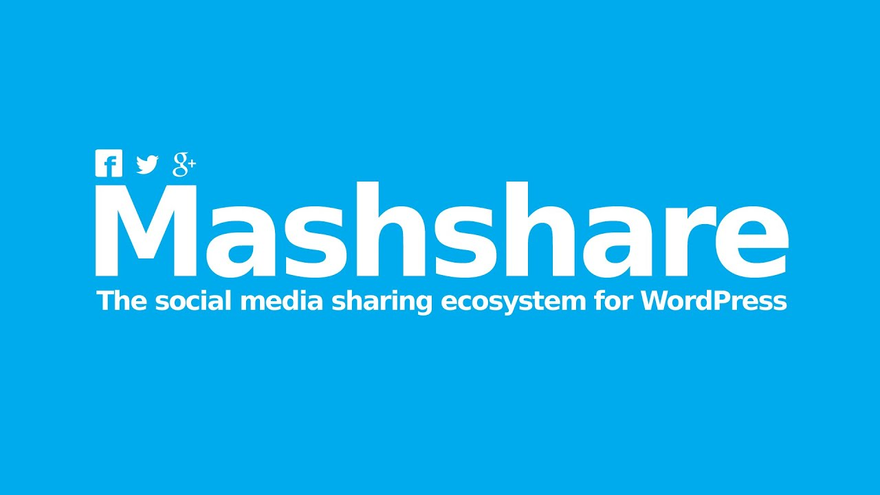 The Mashshare VideoPost Add On - YouTube